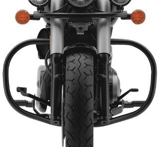 Cobra Black Freeway Bars for 2004 2012 Honda Shadow Aero, Spirit