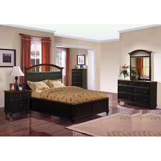 Mt. Vernon Cottage 5 piece Bedroom Collection
