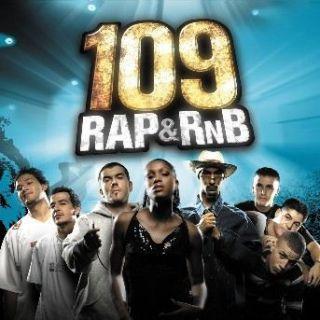 109 RAP & RNB   Achat CD COMPILATION pas cher