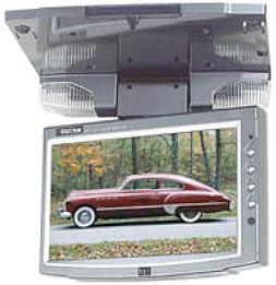 Metrik MFM 208 8 in. TFT LCD Color Flip Down Monitor