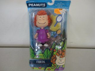 Peanuts Frieda Charlie Brown Christmas Action Figure Toys