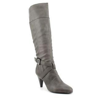 Alfani Womens Bernie Man Made Boots (Size 9.5)