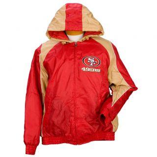 G3 Mens San Francisco 49ers Winter Coat
