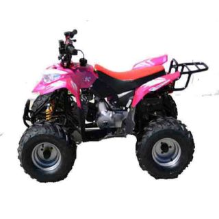 ATV 110cc Predator Automatic Transmission