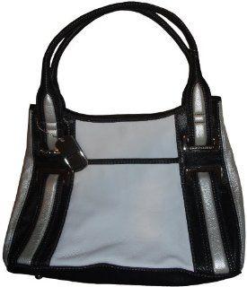 Leather Purse Handbag Multi Sensations Shopper White/Multi Shoes
