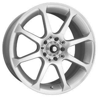Eagle Alloys 169 Silver Wheel (17x7.5/4x100mm)
