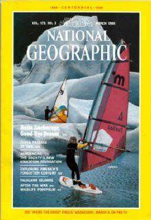 National Geographic, Vol. 173, No. 3 (March, 1988): Wilbur E. Garrett