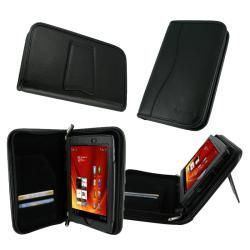 rooCASE Acer Iconia Tab A100 7 Inch Portfolio Leather Case