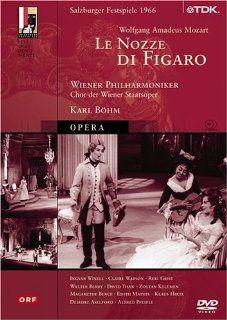Mozart   Le Nozze di Figaro / Bohm, Berry, Grist, Mathis