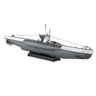 German Submarine TYPE VII C   Achat / Vente MODELE REDUIT MAQUETTE