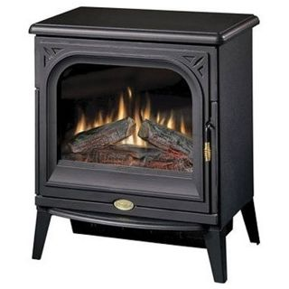 Compact 1500 watt Electric Stove/ Fireplace