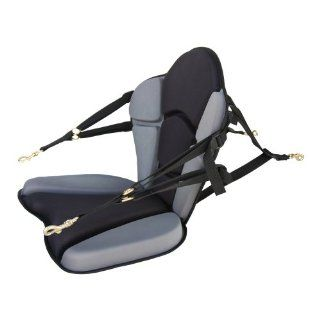 GTS Expedition Molded Foam Kayak Seat   No Pack Sports
