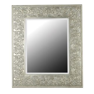 Thorne Gilded Antique Silver Wall Mirror Today $175.99 Sale $158.39