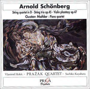 Arnold Schönberg String Quartet in D; String Trio Op. 45