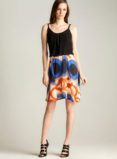 Romeo & Juliet Couture Printed Bottom Dress Today $39.99