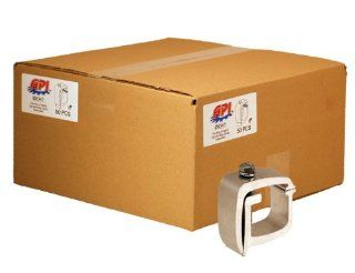 API KH1/50 Mounting Clamp for Truck Caps / Camper Shells (Case/50