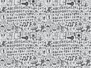 seamless cartoon pattern  Stock Vector © Li Tzu chien #8037145
