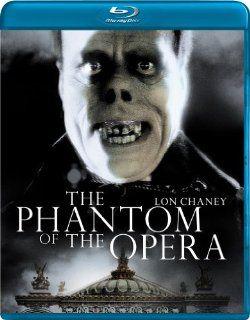 Phantom of the Opera (1925) (Silent) [Blu ray] Lon Chaney