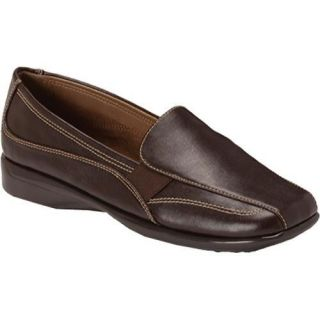 Womens Aerosoles Lyric Dark Brown PU