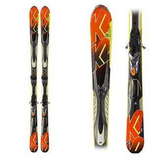 Impact Skis + Marker MX 11.0 TC Bindings 2013   174