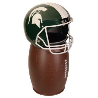 Michigan State Fight Song Fan Basket Unique Football