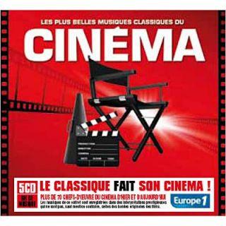 LES PLUS BELLES MUSIQUES CLASSIQUES DU CINEMA   Achat CD COMPILATION