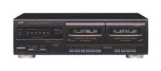 JVC TD W118 Dual Cassette Deck