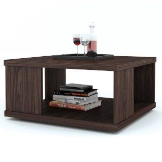 Sonax CT 3328 Woodland Coffee Table in Ebony Pecan