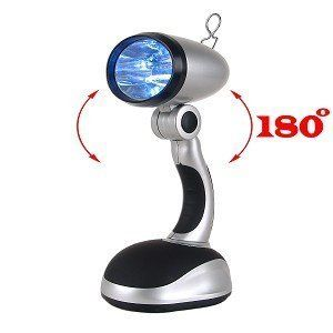 Tool Solutions i Zoom FL2010 20 White LED Light w/180° Tilt   Ideal