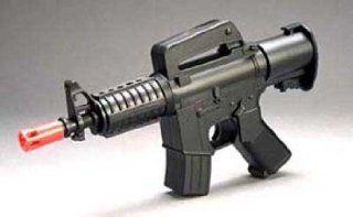 UHC XM177 Mini Electric Airsoft Machine Gun Sports