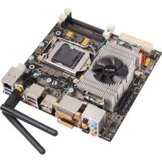 Zotac Z68ITX B E Desktop Motherboard   Intel   Socket H2 LGA 1155