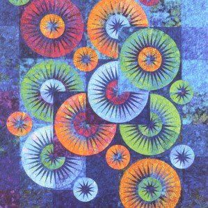 Judy Niemeyer Quilting Rain Drops Quilt Pattern: Pet
