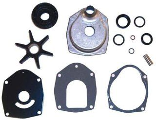 COMPLETE WATER PUMP KIT  GLM Part Number 12414; Sierra Part Number