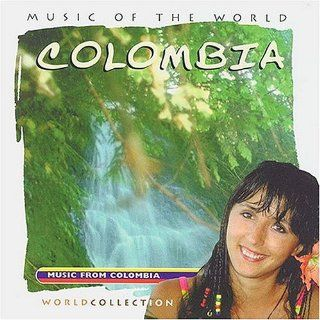 Music of the World Colombia Various Artists Music