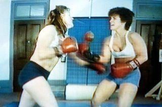 Womens Wrestling DVD   LSP PP178   Amateur Female Boxing