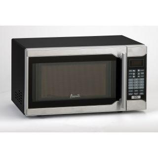 Avanti Stainless Steel/ Black Microwave Today $86.99