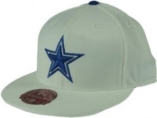 Dallas Cowboys NFL Mitchell & Ness, Throwback Logo Cap