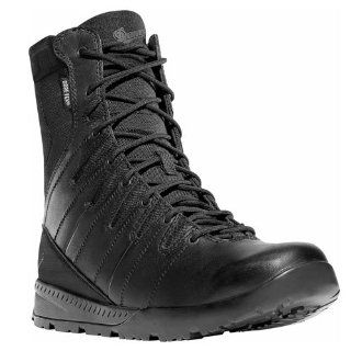 Danner 15920 Melee 8 GTX Uniform Boots   Black 6 1/2 D Shoes