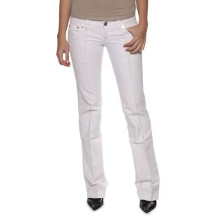 DSQUARED 475 Damen Blanc   Achat / Vente PANTALON DSQUARED 475 Damen