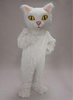 Persian Cat Mascot Costume Clothing
