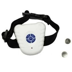 Ultrasonic Anti Bark Dog Training Shock Control Collar