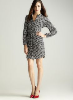 Laundry Tic Tac Toe Print Shirt Dress
