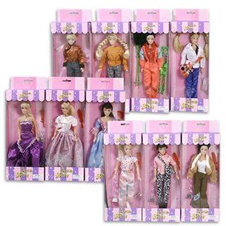 Ana Plastic Doll 11.5 Case Pack 40 Toys & Games