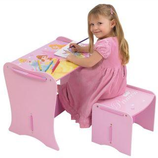 Mon Premier Bureau et Tabouret Disney Princess   Achat / Vente BUREAU