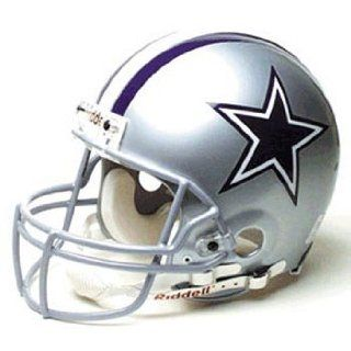 Dallas Cowboys Full Size Pro Line Helmet Sports