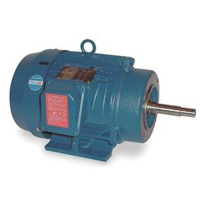 Pump Motor 3 Ph 3 Hp 1750 230 460v 182jm