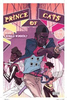The Prince of Cats (9781401220686) Ron Wimberly Books