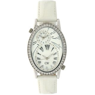 Charles Winston Womens Dual Time Watch