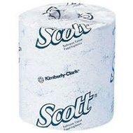 Scott 1 ply Toilet Paper Roll (case of 96)