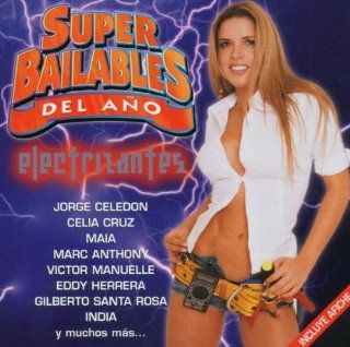 Super Bailables Del Ano (2003) Various Artists, Celia